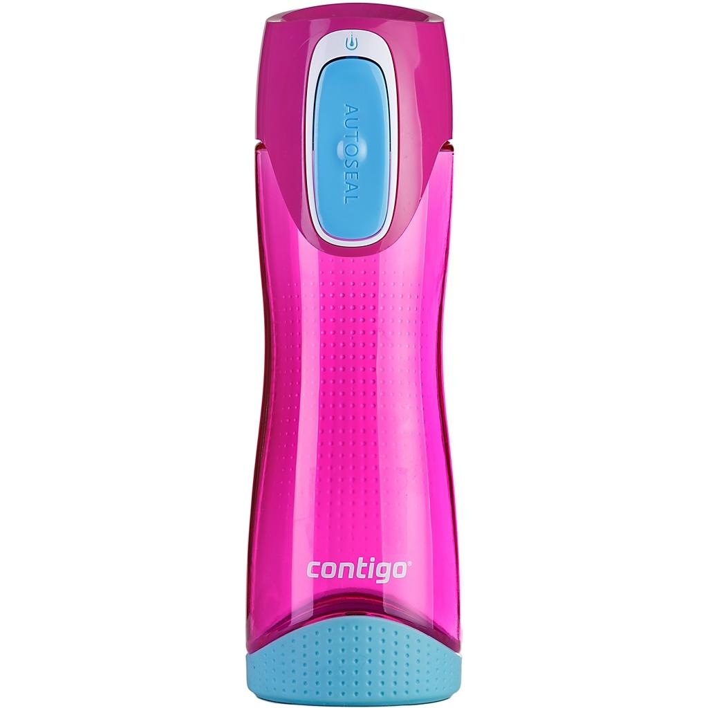 Contigo contigo0239: Спортивная бутылка для питья Swish, розовый