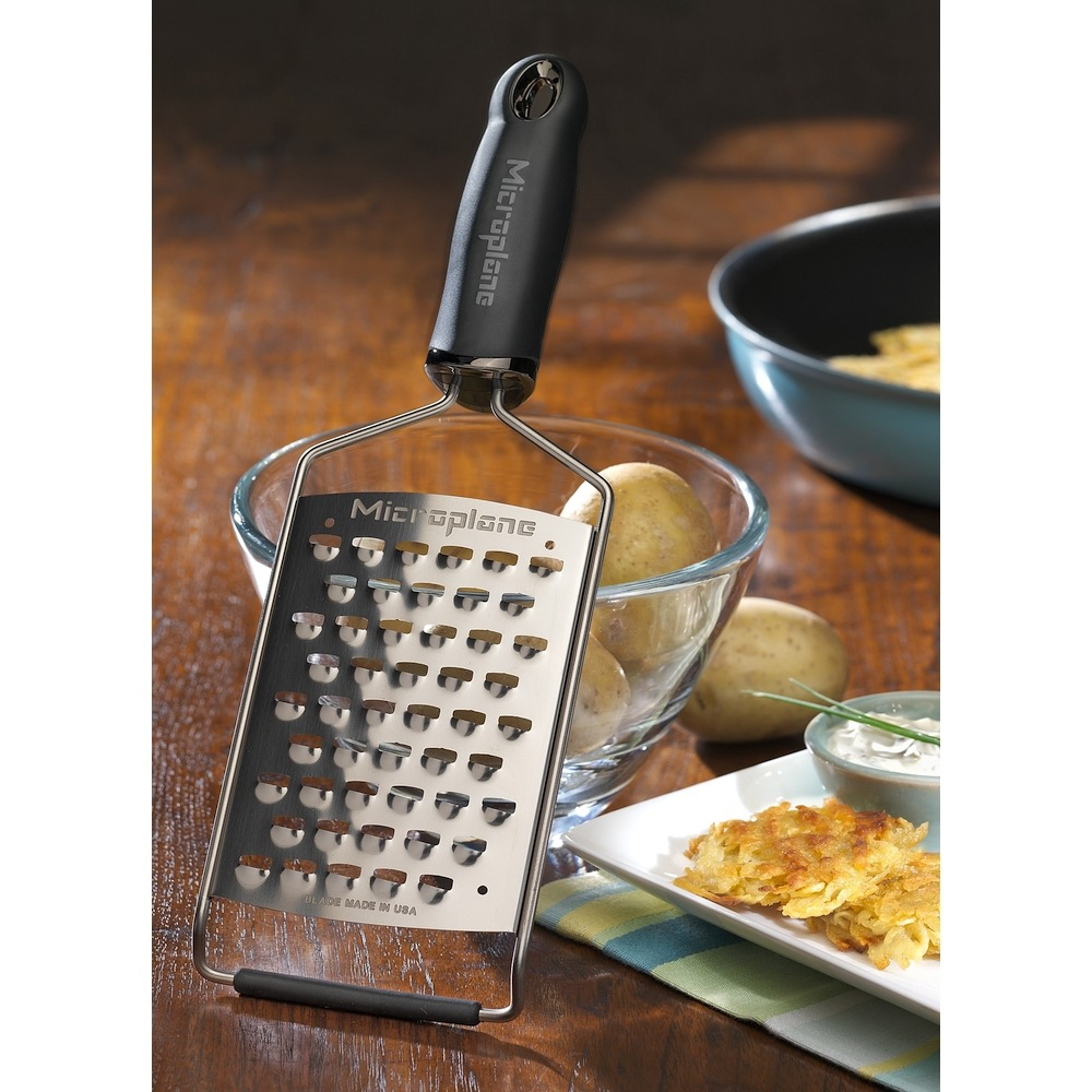Microplane 45011: Тёрка Gourmet Ultra Coarse Grater