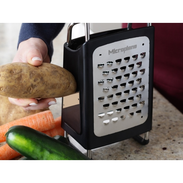 Microplane 34006: Тёрка Speciality 4 Sided Box Grater