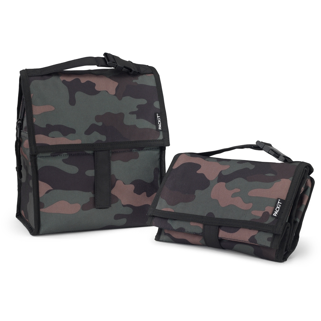 PACKiT packit0008: ����� ����������� Lunch Bag Camo