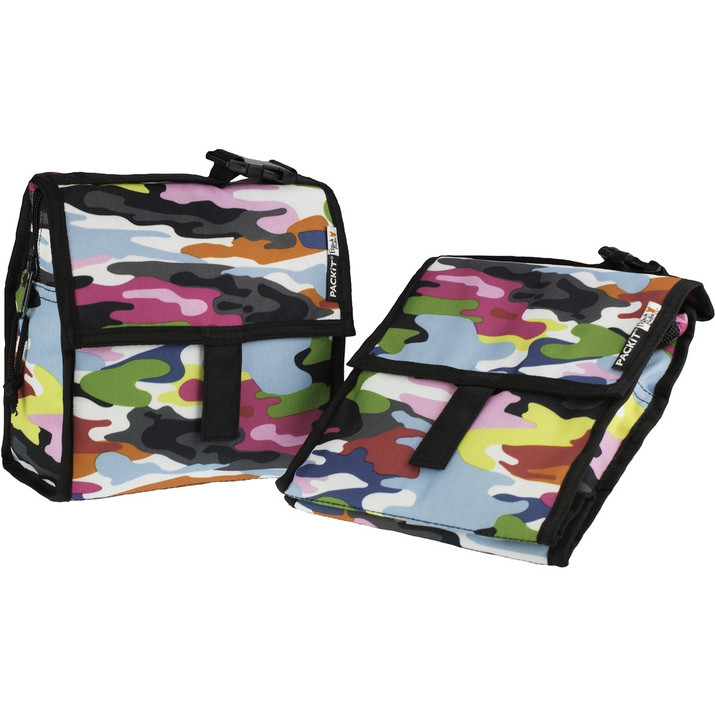 PACKiT packit0011: ��������� ����� ����������� Mini Lunch Bag Go Go