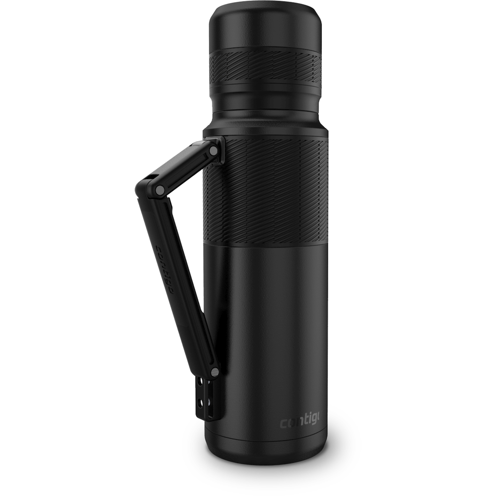 Contigo contigo0769: Термос Thermal Bottle Black, 1.2 л