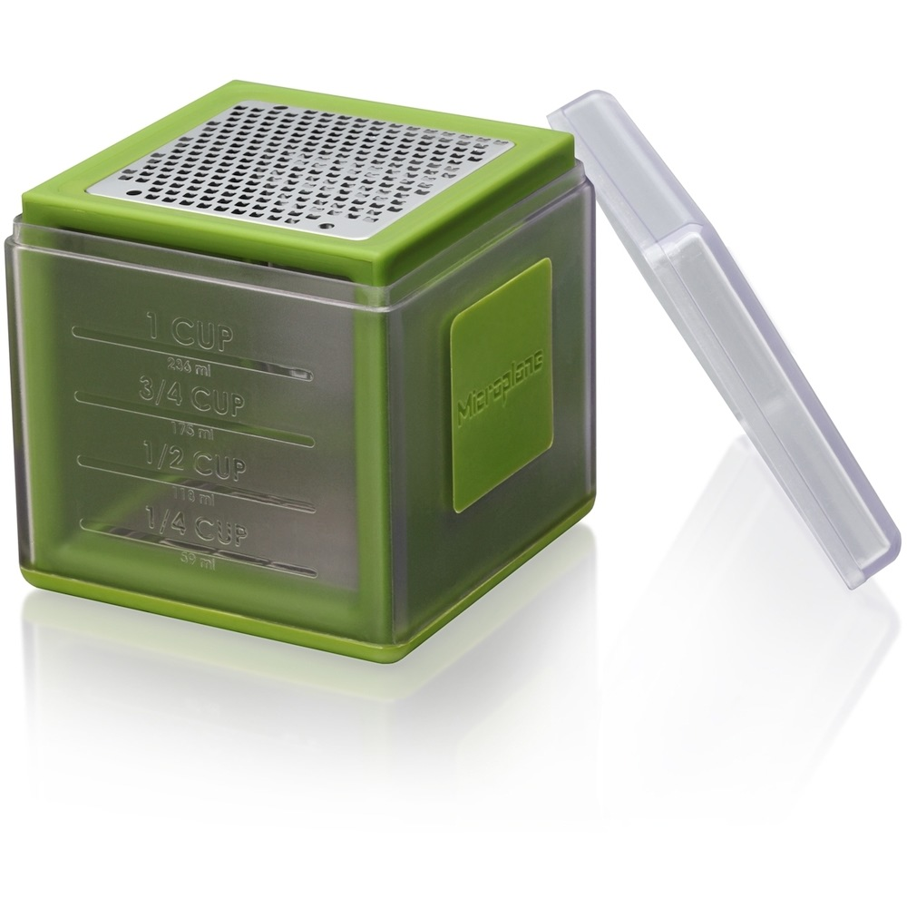 Microplane 34702: Тёрка Speciality Cube, зелёный