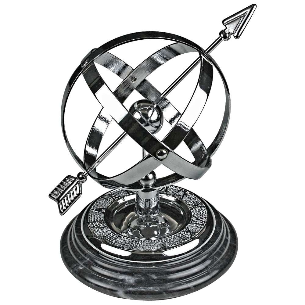Marble Collection Z8304: Пресс-папье Sundial