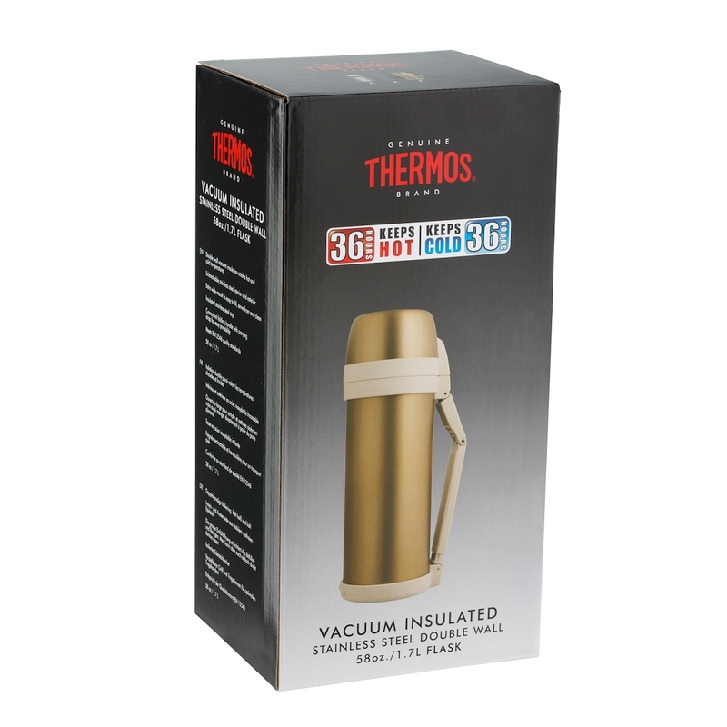 Термос FDH Stainless Steel Vacuum Flask, 1.65 л (Thermos 923646)
