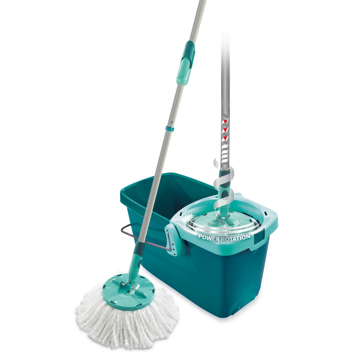 Комплект Clean Twist Mop (Leifheit 52019)