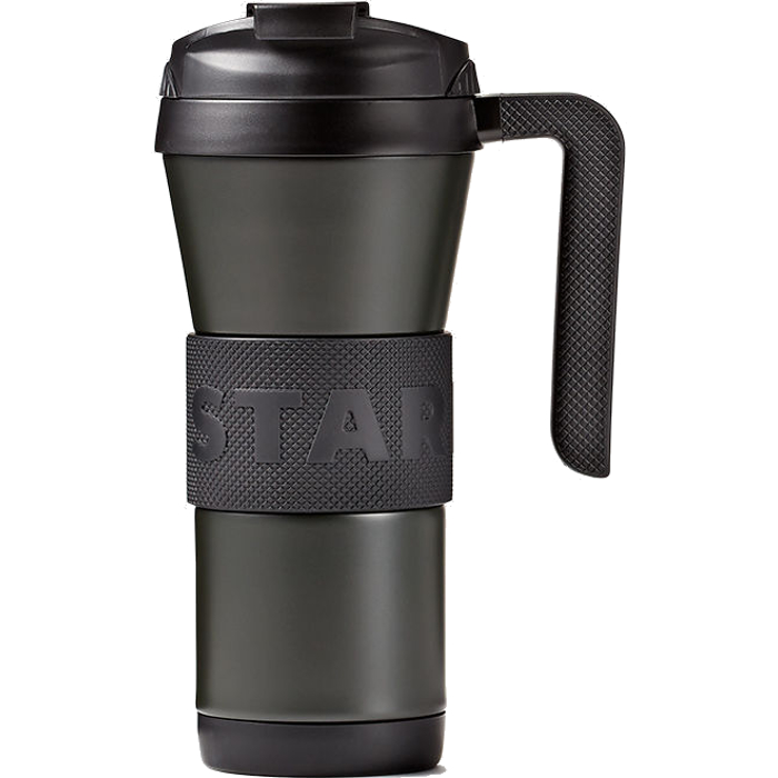Starbucks SSTWHB16: Термокружка Grip Tumbler with Handle, 0.47 л
