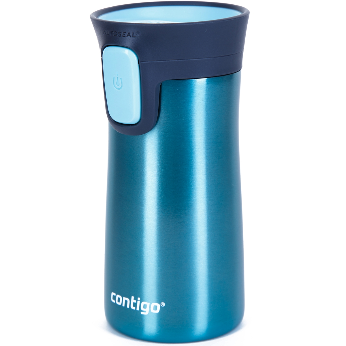 Термокружка Pinnacle Tantalizing Blue, 0.3 л (Contigo CONTIGO0738)