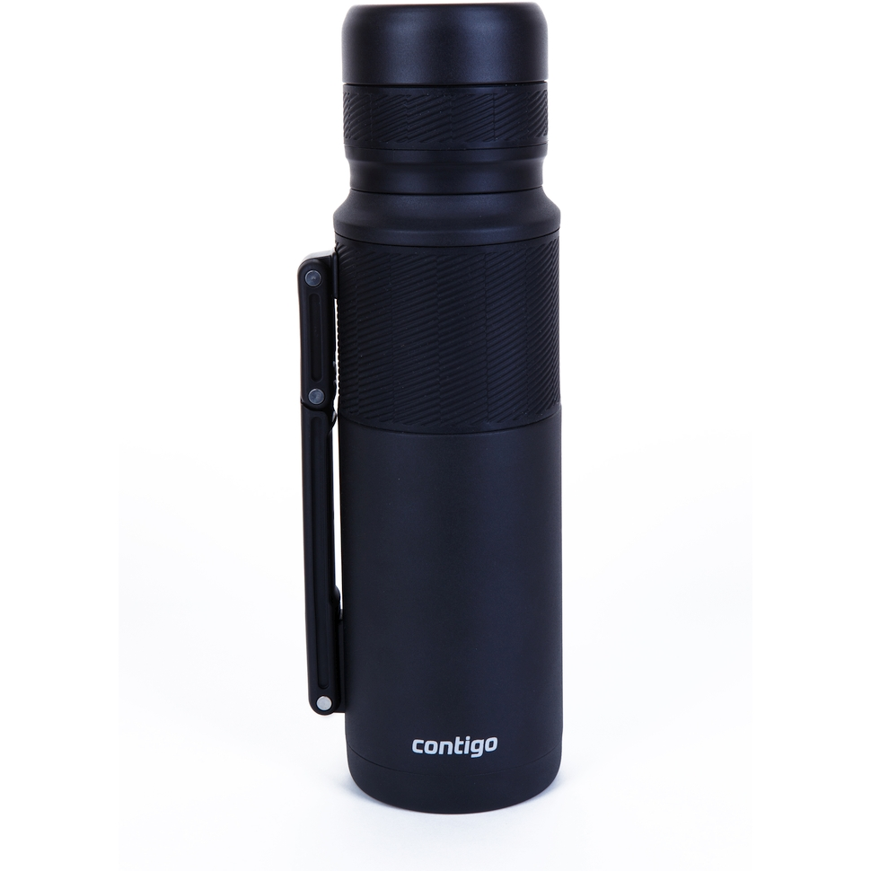 Термос Thermal Bottle Black, 1.2 л (Contigo contigo0769)