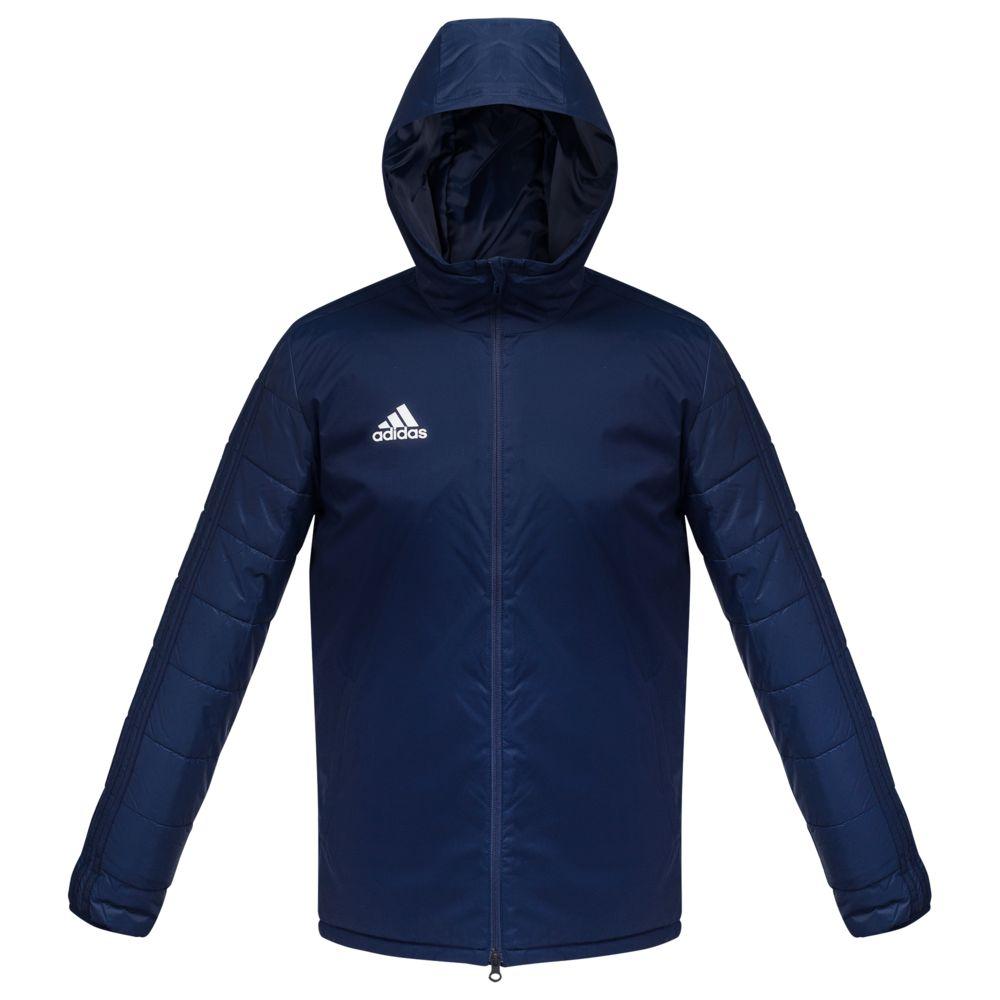 Куртка мужская Condivo 18 Winter, темно-синяя (Adidas 6817.40)   Купить в интернет-магазине LikeTo.ru